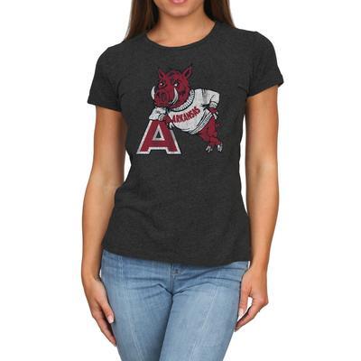 Arkansas Retro Brand Melanie Vault T-Shirt
