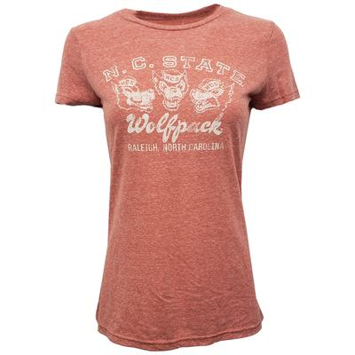 NC State Retro Brand Melanie Vault T-Shirt