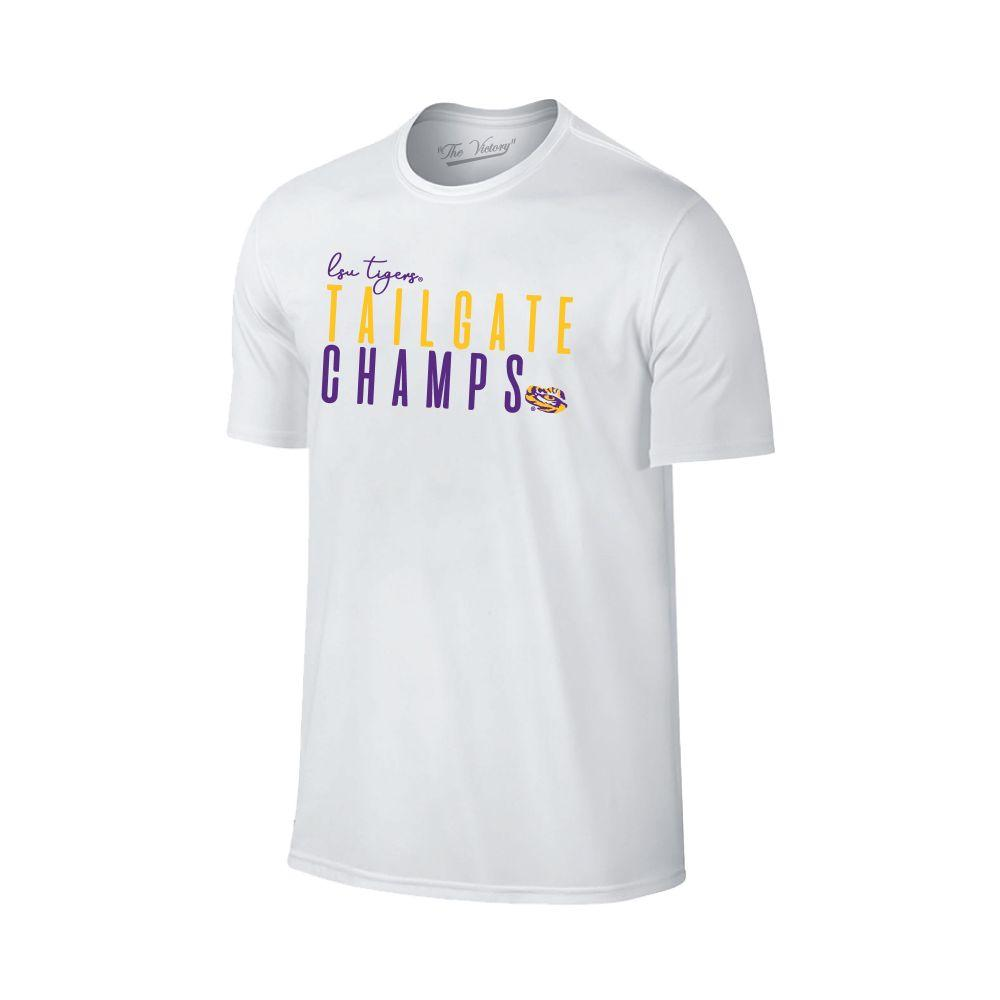 Lsu Women's Tailgate Champs Tee Shirt