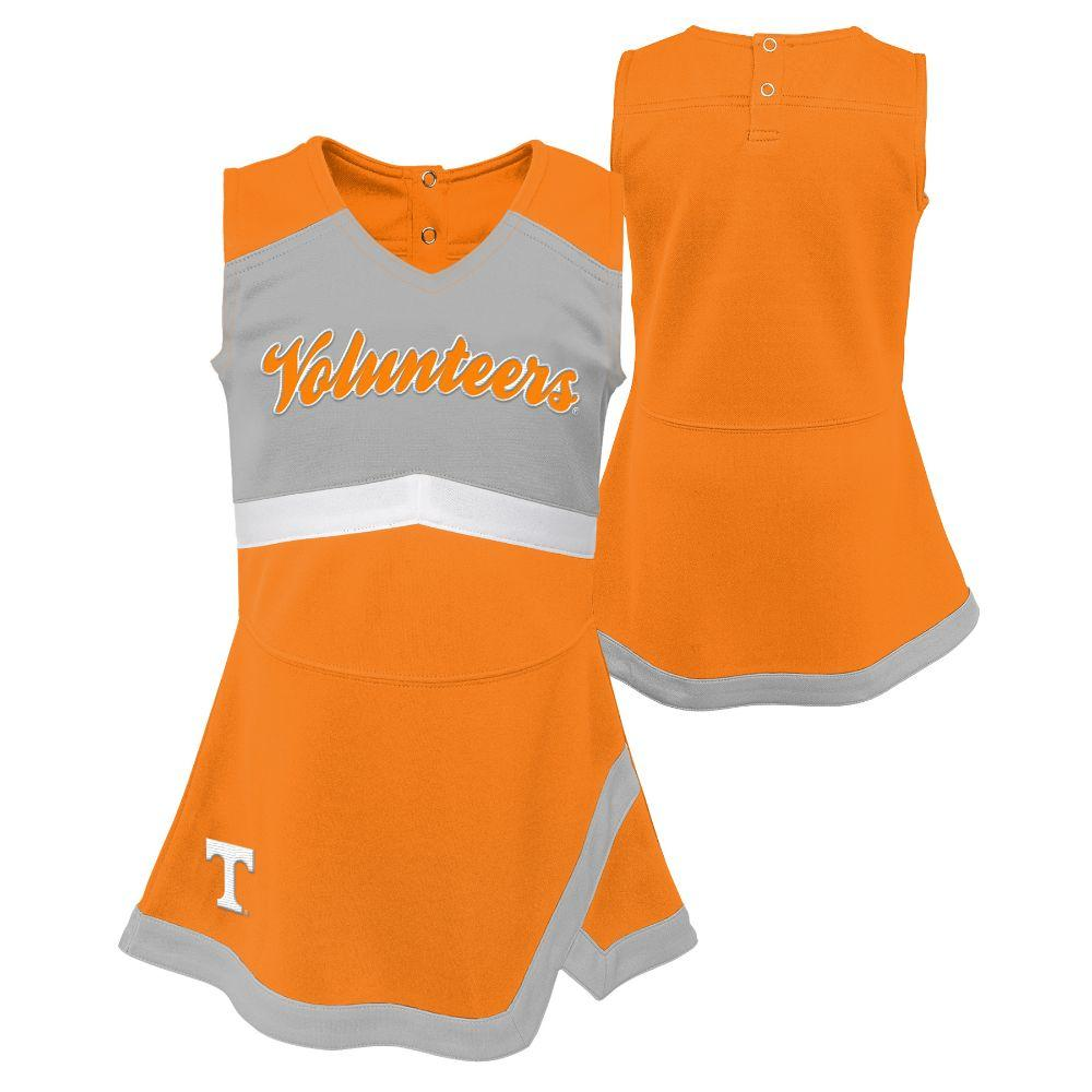 Tennessee Infant Cheerleader Captain Outfit