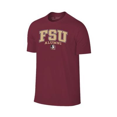 Florida State Women's Arch Logo Alumni Tee Shirt