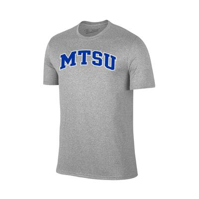 MTSU Men's Arch Logo Tee Shirt