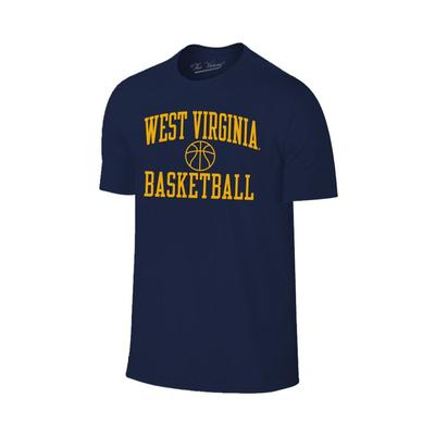 West Virginia Men's Basketball Tee Shirt
