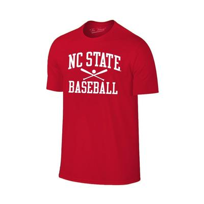 NC State Men's Baseball Tee Shirt