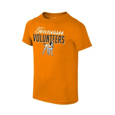 Tennessee Youth Volunteers w Smokey Tee Shirt