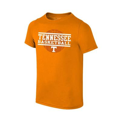 Tennessee Youth Basketball Tee Shirt