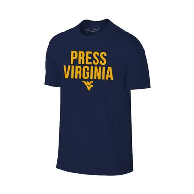 West Virginia Men's Press Virginia Tee Shirt