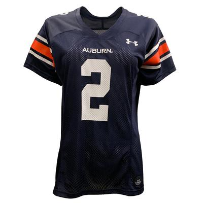 Auburn Under Armour Women's #2 Replica Jersey