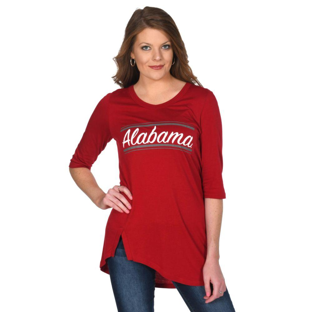 Alabama University Girl Sharkbite Tunic