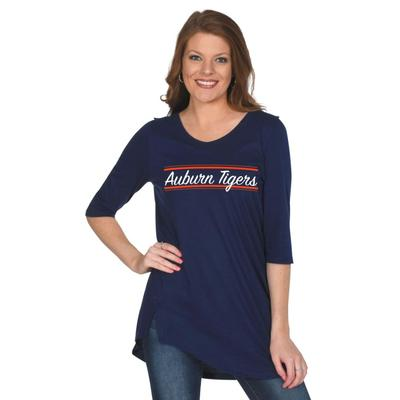 Auburn University Girls Sharkbite Tunic