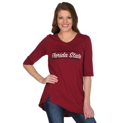 Florida State University Girl Sharkbite Tunic