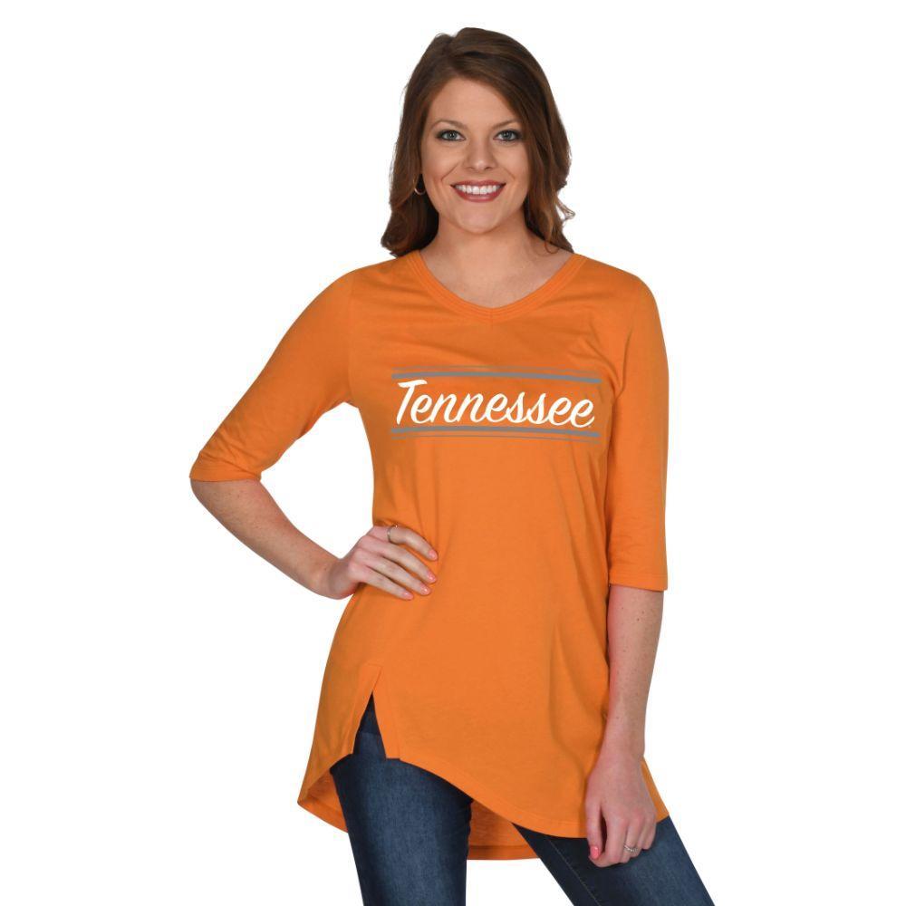 Tennessee University Girls Sharkbite Tunic