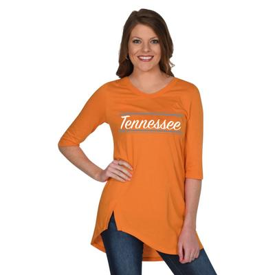 Tennessee University Girls Sharkbite Tunic