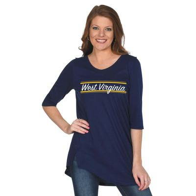 West Virginia University Girls Sharkbite Tunic
