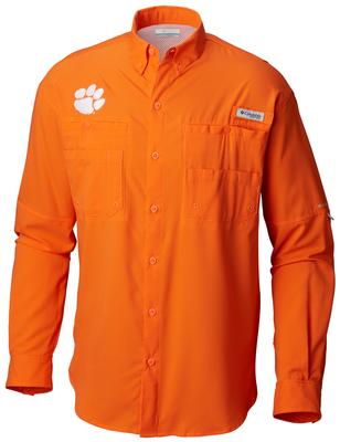 Clemson Columbia Long Sleeve Tamiami