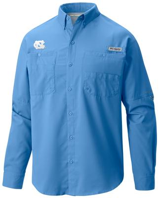 UNC Columbia Long Sleeve Tamiami
