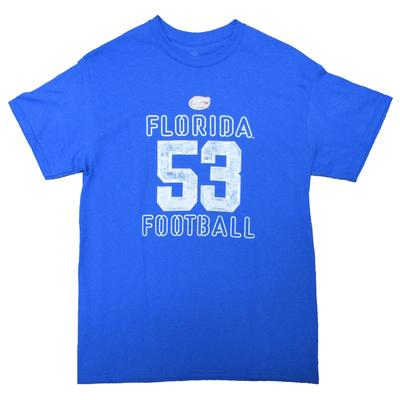 Florida Weathered '53 Logo Tee