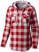 Alabama Columbia Women's Times Two Hooded Long Sleeve Shirt - Plus Sizes