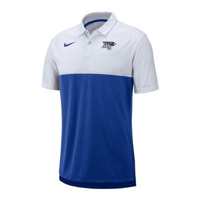 MTSU Nike Early Season Colorblock Polo
