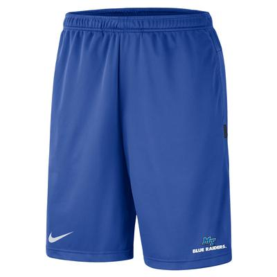 MTSU Nike Dri-FIT Coaches Shorts