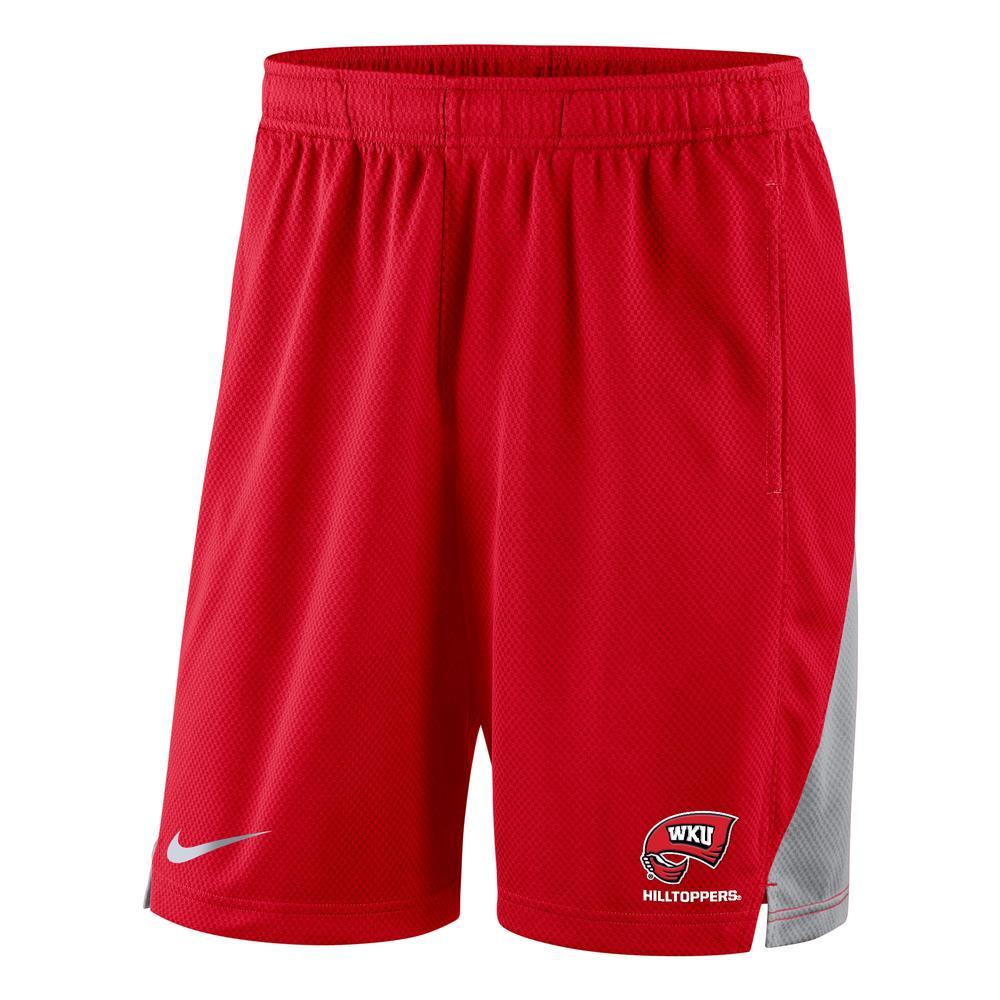 Western Kentucky Nike Franchise Shorts