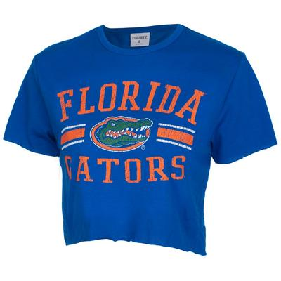 Florida Divine Crop Top T-Shirt
