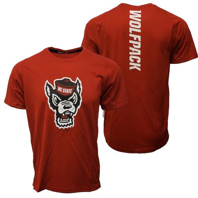 NC State Adidas Men's Game Mode Training Tee Shirt
