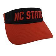 Nc State Adidas Men's Climacool Visor