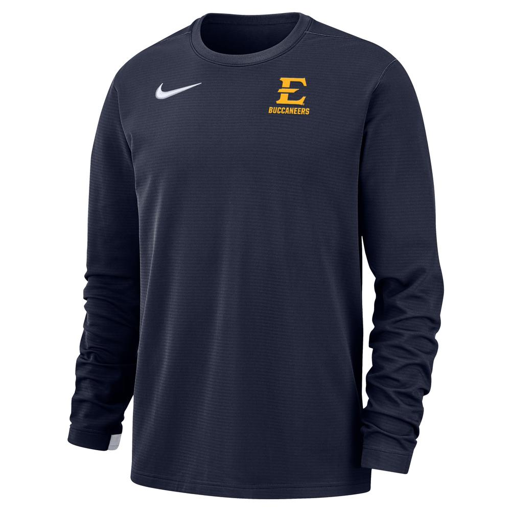 the latest f047b 26179 Bucs | ETSU Nike Coaches Crew Shirt | Alumni Hall