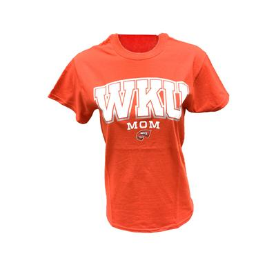 Western Kentucky Mom Short Sleeve Tee