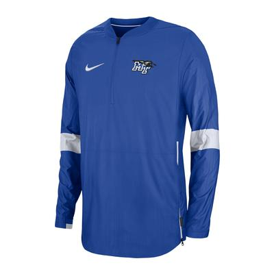 MTSU Nike Lightweight Coaches Pullover