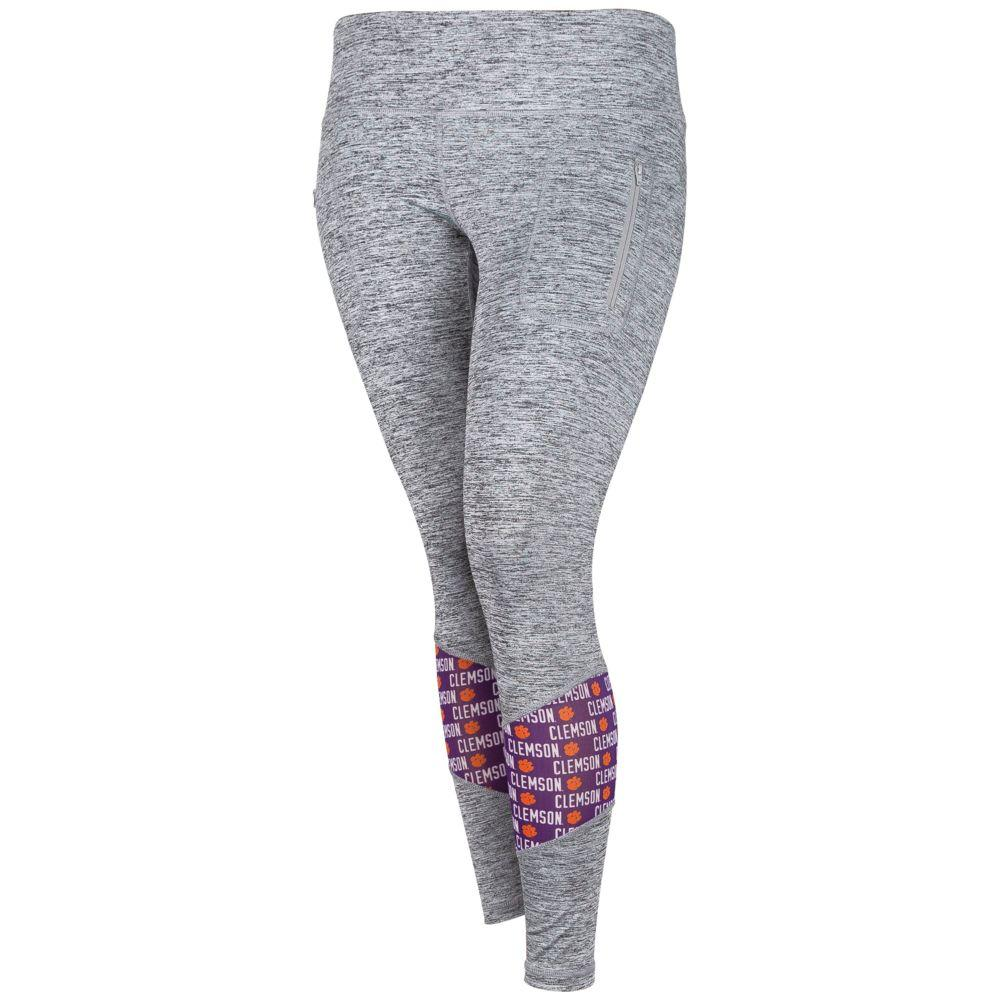 Clemson Vitalize Leggings - Plus Sizes