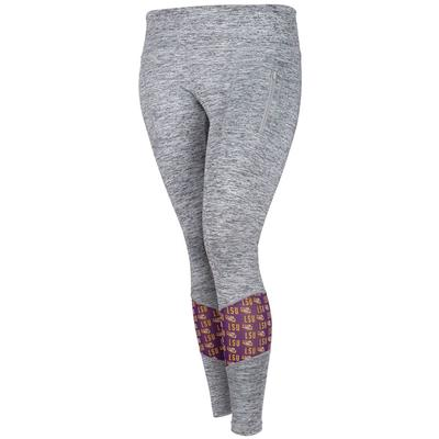 LSU Vitalize Leggings - Plus Sizes