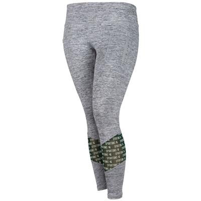 Michigan State Vitalize Leggings - Plus Sizes