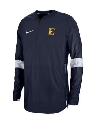 ETSU Nike Lightweight Coaches Pullover
