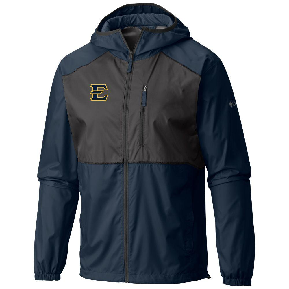 Etsu Columbia Men's Flash Forward Full Zip Jacket