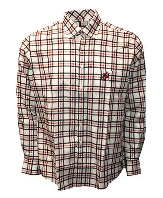Georgia Frederick Martin Jax Plaid Dress Shirt