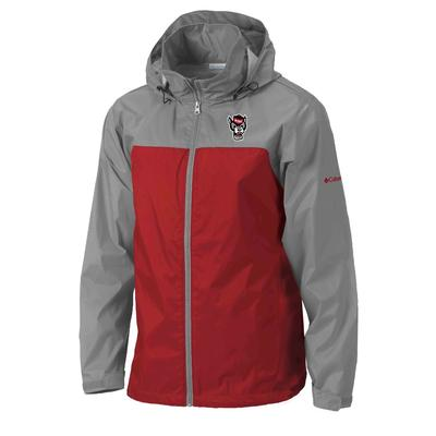 NC State Columbia Men's Glennaker Lake II Jacket