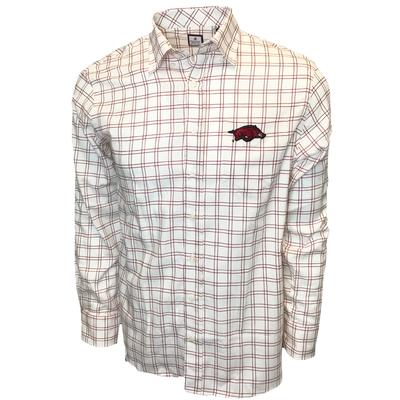 Arkansas Razorbacks Frederick Martin Dress Shirt