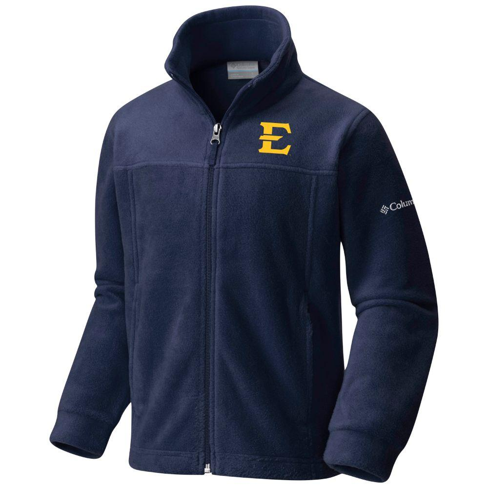 Etsu Columbia Youth Flanker Full Zip Fleece