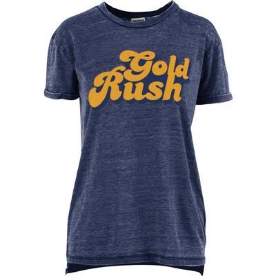 West Virginia Women's Pressbox Groovy Tee Shirt