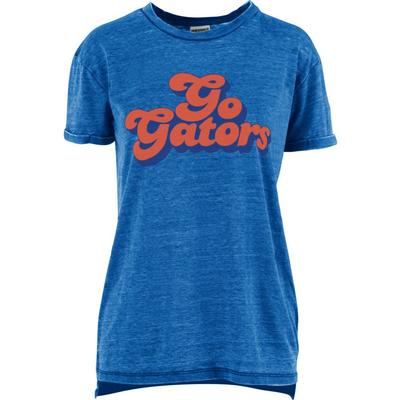 Florida Women's Pressbox Groovy Tee Shirt