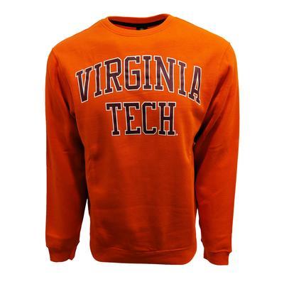 Virginia Tech Arch Straight Crew Sweatshirt