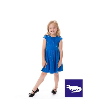 Florida Stewart Simmons Girls Fit and Flare Dress