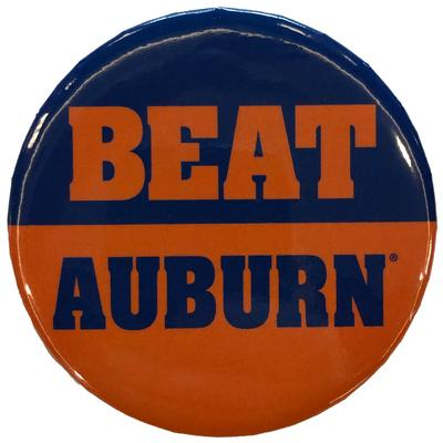 Florida Beat Auburn Button