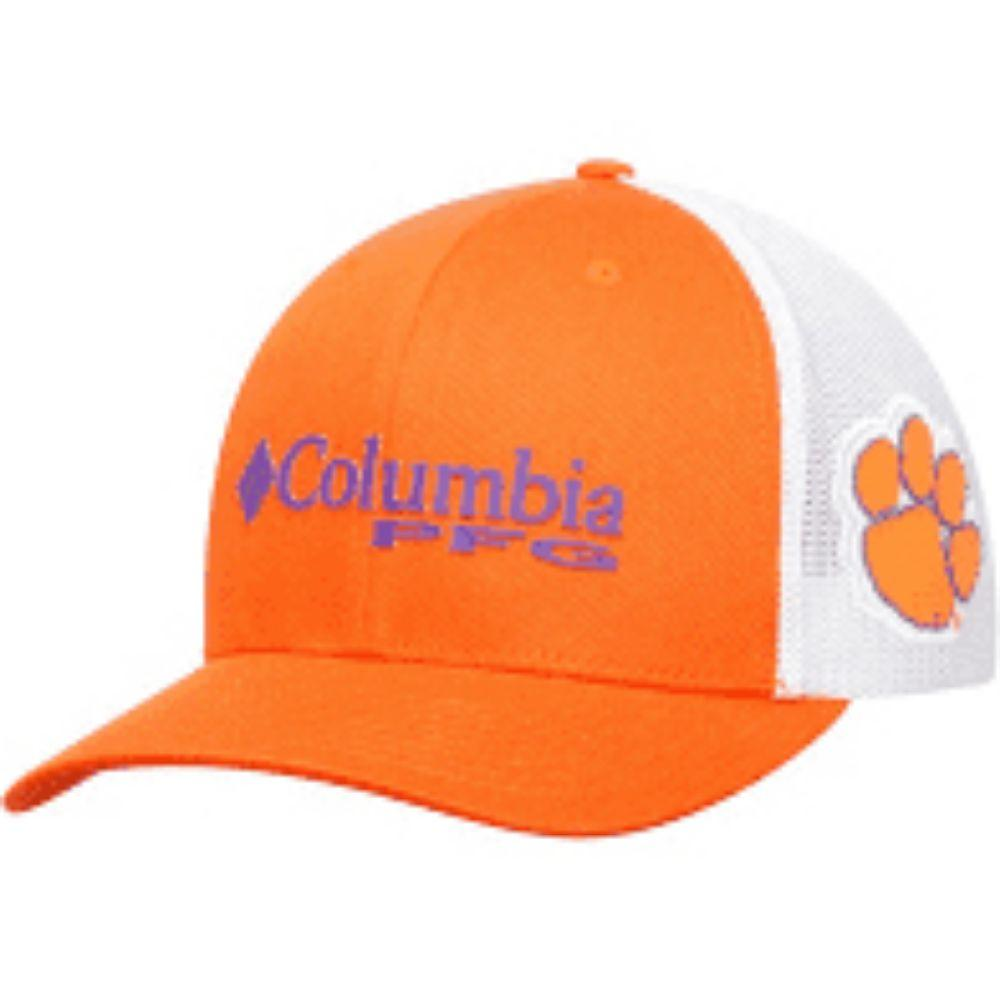 Clemson Columbia Pfg Mesh Flex Fit Hat