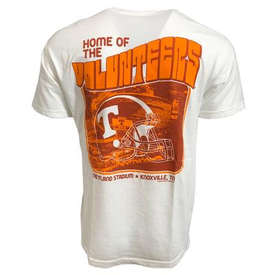 Tennessee Home of the Vols Retro Tee Shirt