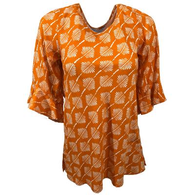 Tennessee Women's 3/4 Sleeve Susan Top