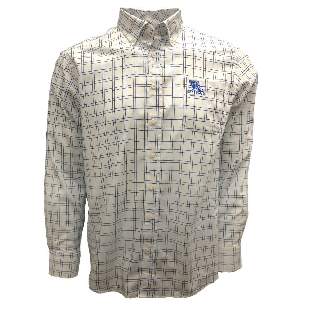 Kentucky Frederick Martin Dress Shirt
