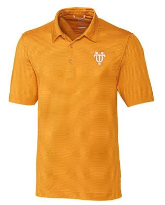 Tennessee Cutter & Buck Vault Prevail Stripe Polo